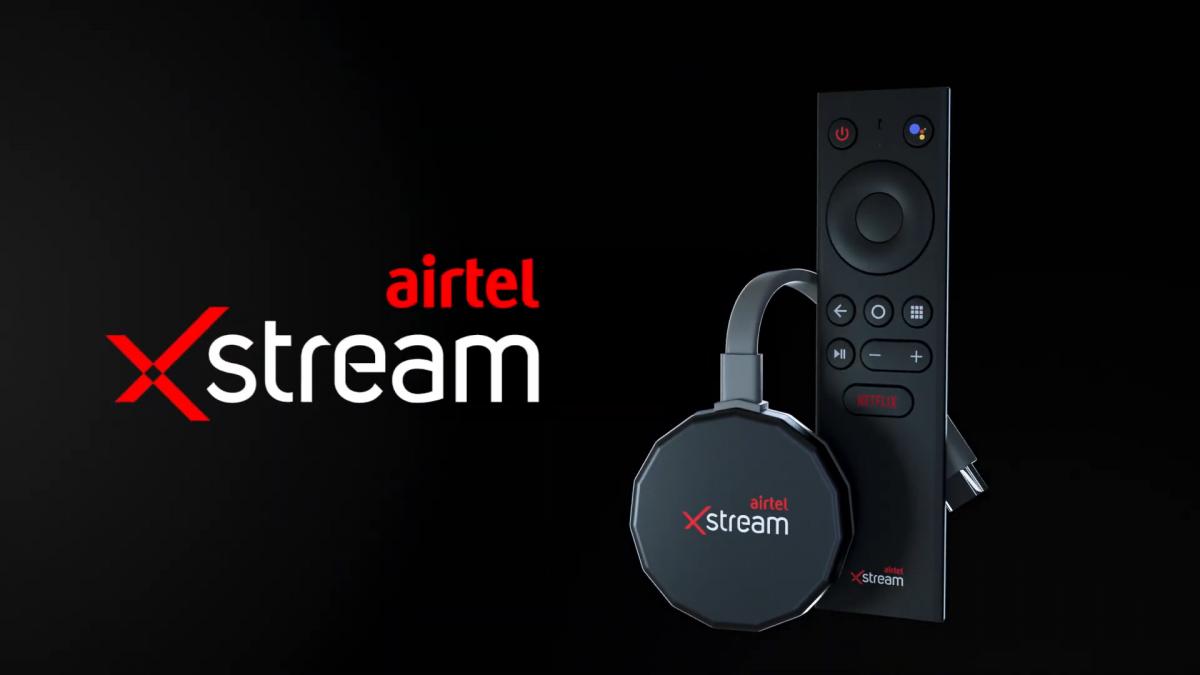 airtel xstream box