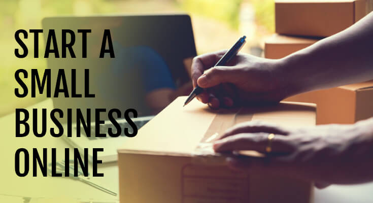 Steps To Start A Small Business Online