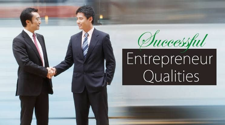 successful entrepreneurs qualities