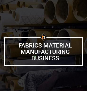 Fabrics Material Manufacturing Business