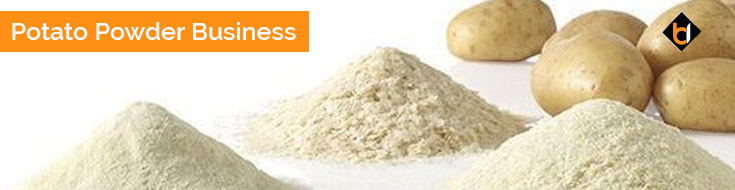 Potato Powder Business