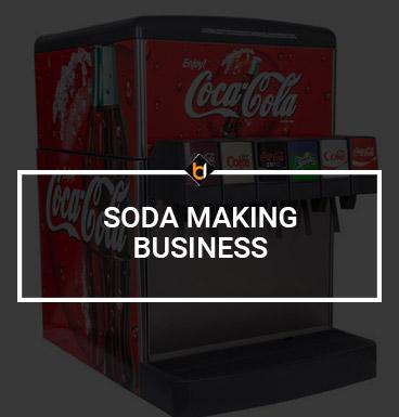 Soda Making Business