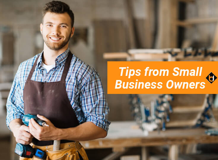 Tips from Small Business Owners