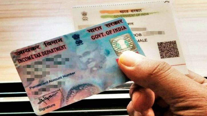 Pan Aadhaar Card Link