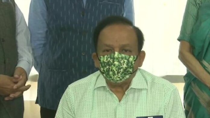 Health Minister Dr. Harsh Vardhan and his wife took the second dose of the vaccine, sharing their experiences