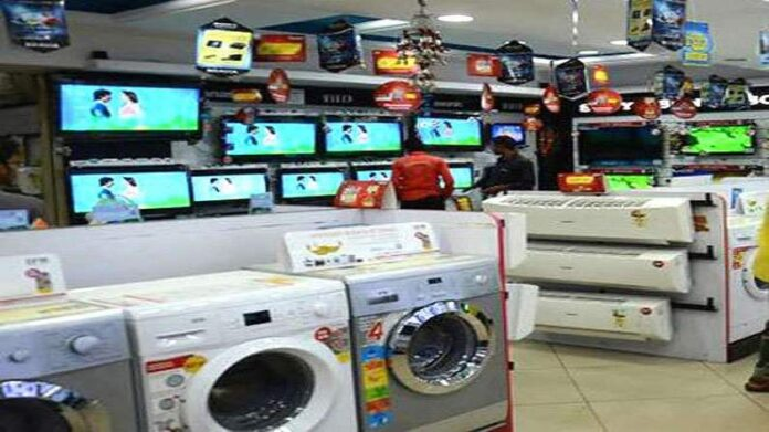 Last chance to buy TV, fridge and AC cheaply today, will be a big loss if missed