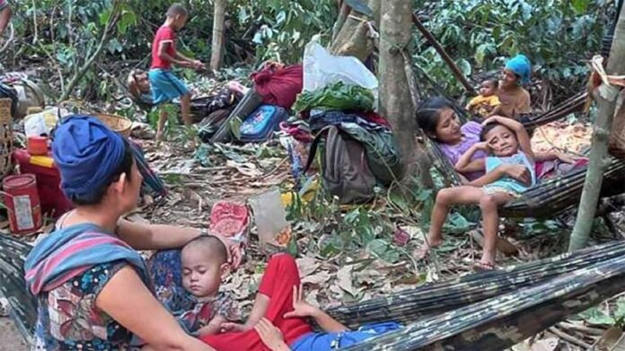 Manipur government withdraws order to stop refugees coming from Myanmar, withdraws, fear of public outrage