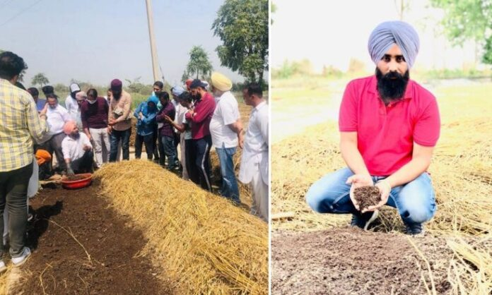 Haryana: Vermicomposting unit of MNC started leaving, earning in lakhs