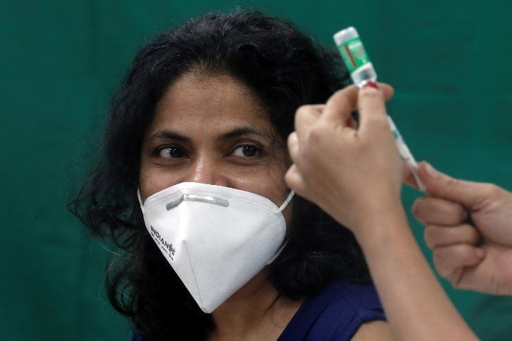 India Covid-19 vaccination