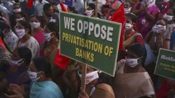 Bank Union finds new way to stop privatisation, asking customers to reach their opinion