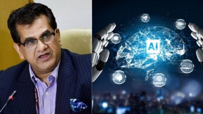 NITI Aayog CEO gave a big statement, 'India will also become global leader in artificial intelligence'