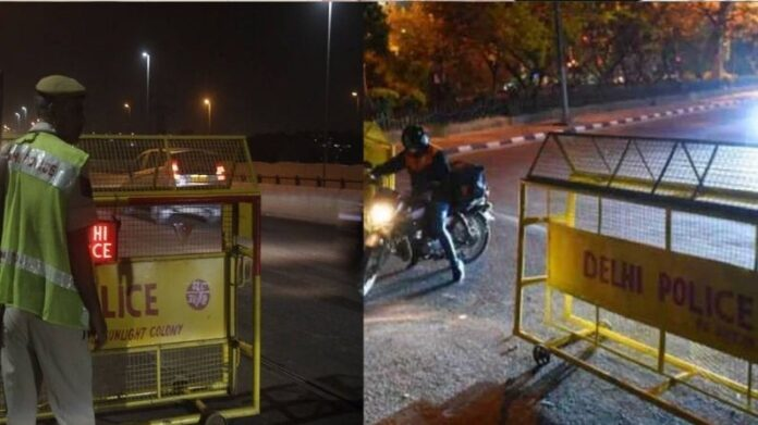 Night Curfew e-Pass: Delhi government website hangs due to increased demand for e-pass, OTP did not come due to technical glitch